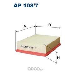 Фильтр воздушный (Filtron) AP1087