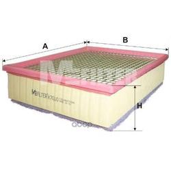 Фильтр воздушный (M-Filter) K7010