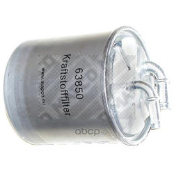 Топливный фильтр (Mapco) 63850
