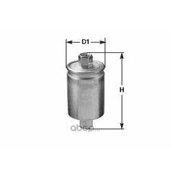 Топливный фильтр (Clean filters) MBNA036