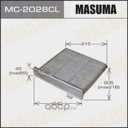 Фильтр салонный (Masuma) MC2028CL
