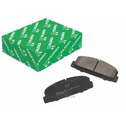 Колодки тормозные дисковые задние (PILENGA) FDP6111