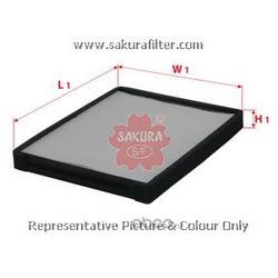 Фильтр салона (Sakura) CA2810