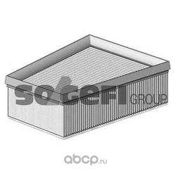 Фильтр воздушный (PURFLUX) A1231