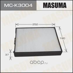Фильтр салонный (Masuma) MCK3004
