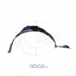 Подкрылок передний левый KIA CERATO I (NSP) NSP02868112F000