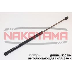 Амортизатор крышки багажника RENAULT SANDERO 08- ( (NAKAYAMA) GS357NY