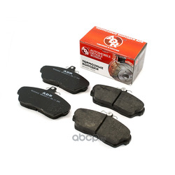 Колодки тормозные передние Gazel 3302, Sobol 2217, Volga 3110 RESOURCE (ADR) ADR020111