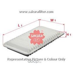 Фильтр воздушный (Sakura) A1189