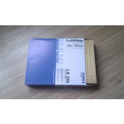 Воздушный фильтр (Mahle/Knecht) LX316