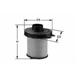 Воздушный фильтр (Clean filters) MA1071