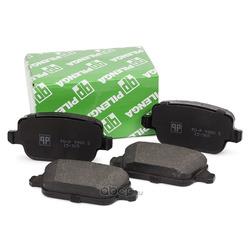 Колодки тормозные дисковые задние (PILENGA) FDP9960S