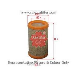 Фильтр воздушный (Sakura) A2527