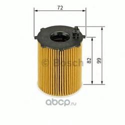 Масляный фильтр (Bosch) 1457429238