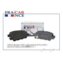 Колодка дискового тормоза (Francecar) FCR210514