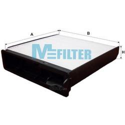 Фильтр салона (M-Filter) K978