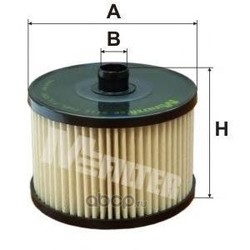 Фильтр топливный (M-Filter) DE3116