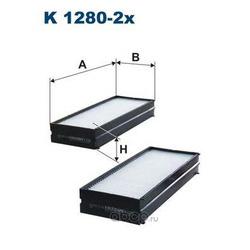 Фильтр салонный Filtron (Filtron) K12802X