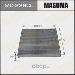 Фильтр салонный (Masuma) MC229CL