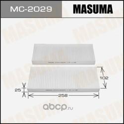 Фильтр салонный (Masuma) MC2029