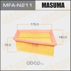Фильтр воздушный (Masuma) MFAN211