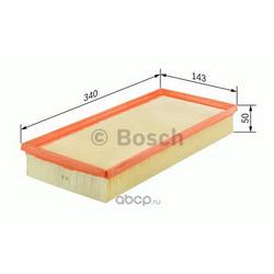 Воздушный фильтр (Bosch) 1457433047