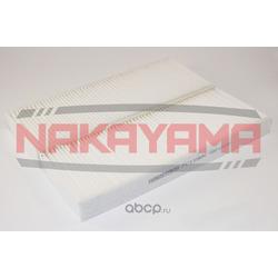 Фильтр салона комплект NISSAN NAVARA/PATHFINDER 2. (NAKAYAMA) FC115NY