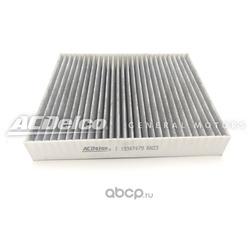 Воздушный фильтр салона (ACDelco) 19347479