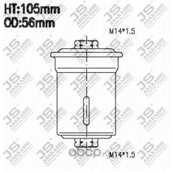 Фильтр топливный (JS Asakashi) FS6042
