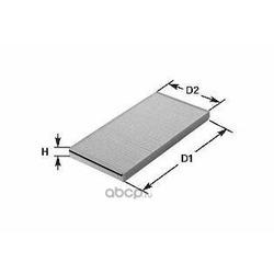 Фильтр, воздух во внутреннем пространстве (Clean filters) NC2135