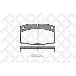 Комплект тормозных колодок (Stellox) 112000SX