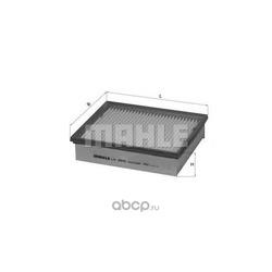 Воздушный фильтр (Mahle/Knecht) LX2840