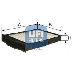 Фильтр, воздух во внутренном пространстве (UFI) 5310700
