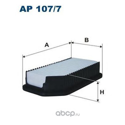 Фильтр воздушный Filtron (Filtron) AP1077