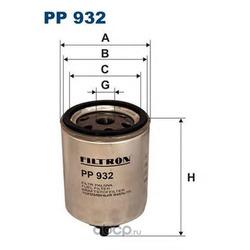 Фильтр топливный Filtron (Filtron) PP932
