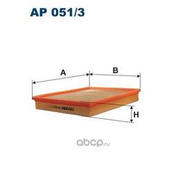 Фильтр воздушный Filtron (Filtron) AP0513