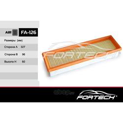 Фильтр воздушный (Fortech) FA126