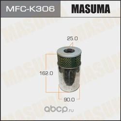 Фильтр масляный (Masuma) MFCK306
