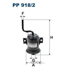 Фильтр топливный Filtron (Filtron) PP9182