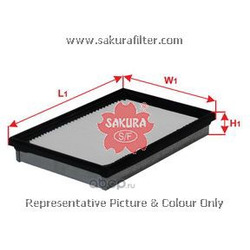 Фильтр воздушный (Sakura) A2920