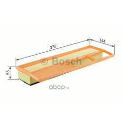 Фильтр воздушный двигателя (Bosch) F026400002