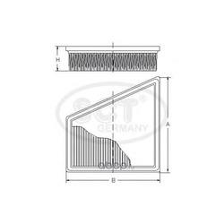 Фильтр салона (SCT) SA1172