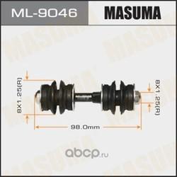 ВТУЛКА СТАБИЛИЗАТОРА (Masuma) ML9046