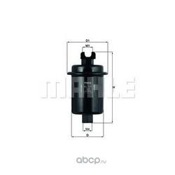 Топливный фильтр (Mahle/Knecht) KL111