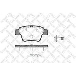 Комплект тормозных колодок (Stellox) 1149000BSX
