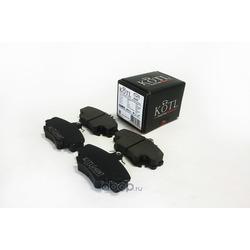 Колодки тормозные RENAULT LOGAN 04-/SANDERO 08-/CLIO 91- пер (KOTL) 400KT