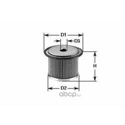 Топливный фильтр (Clean filters) MG1611