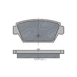 Колодки торм.RR (SCT) SP192