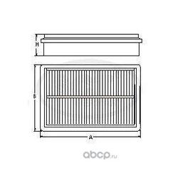 Воздушный фильтр (SCT) SB2207