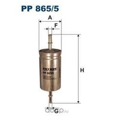 Фильтр топливный Filtron (Filtron) PP8655